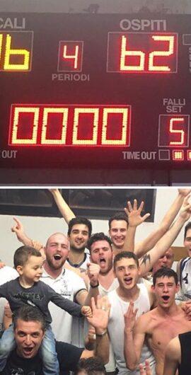 Vitttoria con Siena e playoff raggiunti!!