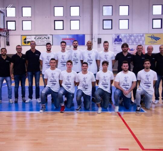 Squadra Serie C Silver al completo