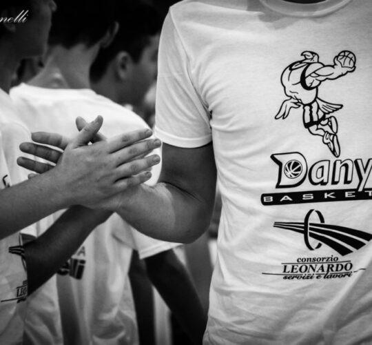 Sara Bonelli, fotografa ufficiale del Dany Basket